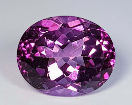 5.10 Ct Top Quality Round Cut Natural Pink Topaz