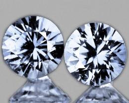 White Sapphire Pairs