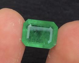 4000$ NR ! AA Grade Top Quality 4.85 Natural Ethiopian Emerald