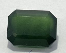 4.37 Cts Natural Serpentine faceted loose Gemstone 4