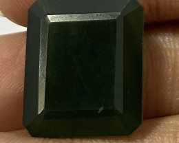 3.20 Cts Natural Serpentine faceted loose Gemstone 9