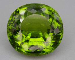 AAAA Natural Himalayan Forest  Green Peridot 49.74 Cts, Top Quality