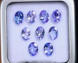 6.02cts Natural Tanzanite Gemstone Lot / AAKL1225