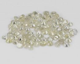 Diamond 1.39 Cts Sparkling Fancy Multi Color Natural Diamond