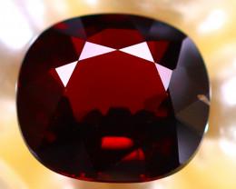 Almandine 3.44Ct Natural Vivid Blood Red Almandine Garnet E1511/B26