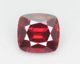 Top Grade 3.10 ct t Red Garnet