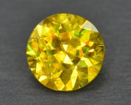 Sphene AAA 3.95Ct World Class Brilliance Badakshan Mined Untreated