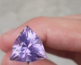 6.55 Carats Natural Amethyst Nice Cut Gemstone
