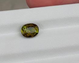 1.65 Carats Natural Toumaline Nice Cut Gemstone