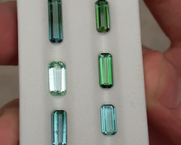 5.50 Carats Natural Toumaline Nice Cut Gemstone