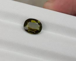 1.85 Carats Natural Toumaline Nice Cut Gemstone
