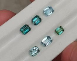 3.60 Carats Natural Toumaline Nice Cut Gemstone