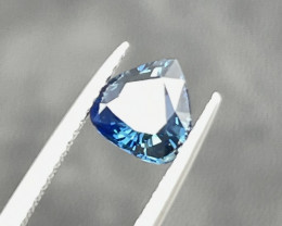 1.48 cts NATURAL BICOLOR SAPPHIRE UNTREATED GEMSTONE