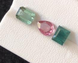 4.45 carats, Natural Tourmaline lot.