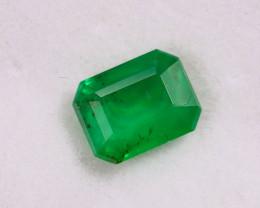 2.20cts Natural Columbian Green Emerald / MA 1893