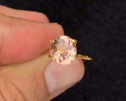 Brilliant Color 2.60 Ct Natural Tourmaline gemstone