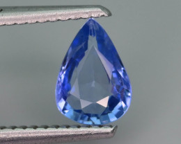 Top Quality 1.10 ct Blue Color Sapphire Ring Piece