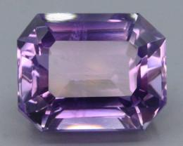 10.10 CT Natural Gorgeous Color Fancy Cut Amethyst T