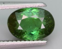 Gorgeous Color 2.25 ct Tourmaline Ring Piece