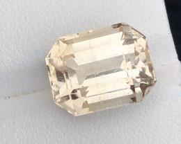 Perfect cut  Cut 13.85 Ct Natural Topaz gemstone
