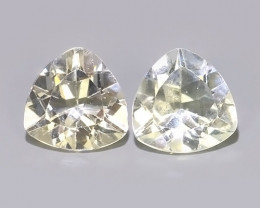 5.40  CTS FINE QUALITY_LUSTROUS -NATURAL WHITE COLOR TOPAZ