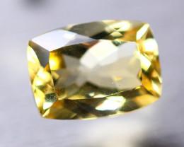 7.30Ct Natural Yellow Citrine Octagon Cut Lot V8026