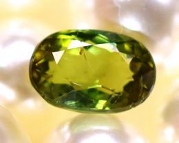 Tourmaline 1.30Ct Natural Green Color Tourmaline E1703/B49