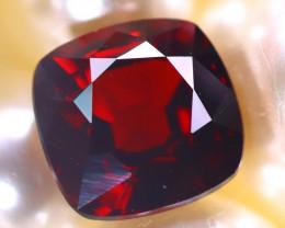 Almandine 2.74Ct Natural Vivid Blood Red Almandine Garnet E1706/B26