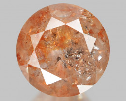 Reddish Pink Diamond 0.67 Cts Untreated Fancy Natural Diamond