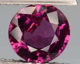 Natural Rhodolite Garnet  0.98 Cts, Top Luster