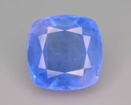 Certified Ring Size 14.52 ct Blue Color Aquamarine  Beryl