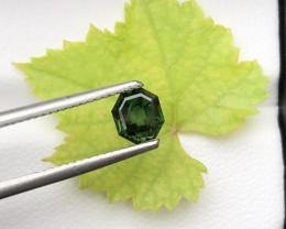 Forest Green 0.70 ct Tsavorite Garnet Ring Size