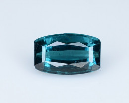 1.20 ct Natural Blue Indicolite Transparent Tourmaline - from Afghanistan