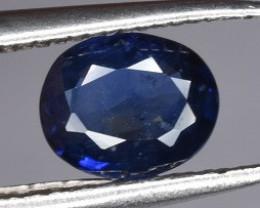 Natural Blue Sapphire 0.68 CTS Gem