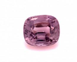 1.41 Cts Natural pastel pink Spinel Burma Gemstone
