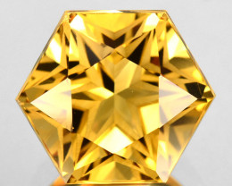 7.92 Cts Supreme Grade Natural Citrine Fancy Custom Cut Collection Gem Ref
