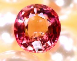 Tourmaline 1.23Ct Natural Pink Color Tourmaline D1818/B49