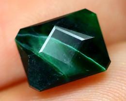 Maw Sit Sit 2.94Ct Precision Master Cut Natural Burmese Jadeite Jade AT50
