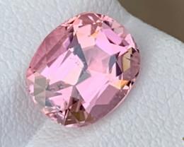 Outclass 2.8 carats Natural Baby Pink Tourmaline