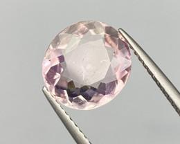 2.90 cts Natural Baby Pink Tourmaline Good Quality Gemstone
