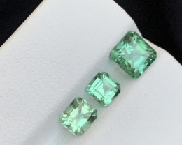 2.70 carats Lagoon colour Tourmaline Gemstone From  Afghanistan