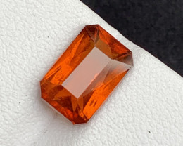 3.94 Carats  Cts Natural Hessonite Gemstone