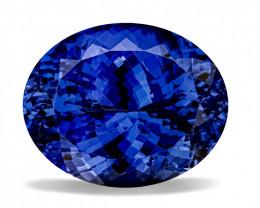 $67000 / GIA 48.79 CTS Jumbo Size Collector Tanzanite Piece