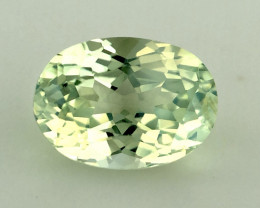 1.87(ct)Chrysoberyl Extremely Magnificent Top color & Luster Faceted Gemsto
