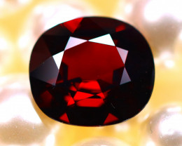 Almandine 7.13Ct Natural Vivid Blood Red Almandine Garnet   D2010/B29