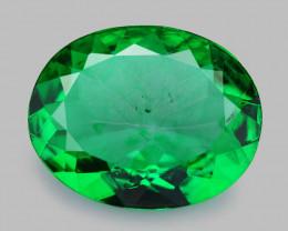 Green Beryl  3.31 Cts Natural Green Beryl Loose Gemstone
