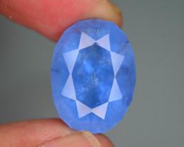 Ring Size 21.90 ct Blue Color Aquamarine