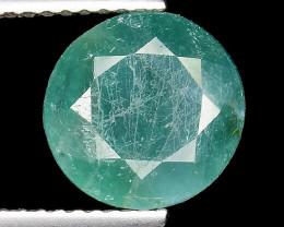 2.99Ct World Rarest Grandidierite Top Quality Gemstone GR7
