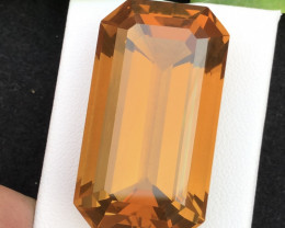 8000$ Mandarin Citrine 70.45 cts Top Quality Loupe Clean Eye Catching
