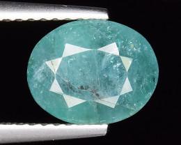 2.15Ct World Rarest Grandidierite Top Quality Gemstone GR10